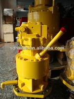 hydraulic swing motor assy for excavator, bobcat swing device, swing motor and gearbox for bobcat