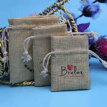 Wholesale Lined Jute Bags