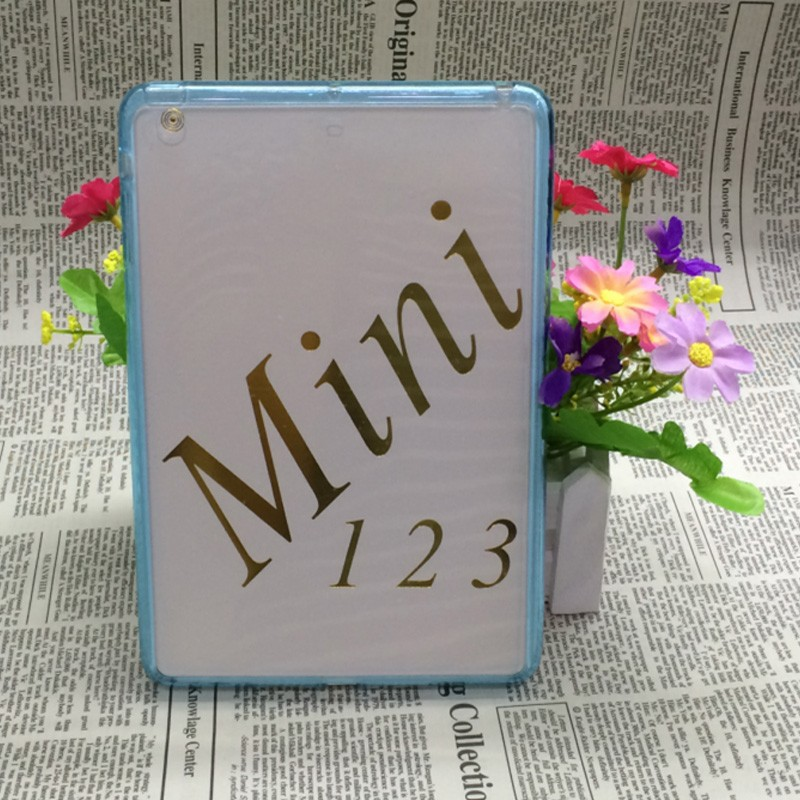 2015 new two in one case for apple ipad mini 1 2 3