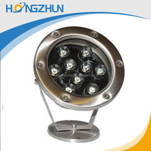 cheap garden fountains 9w led underwater light fitting