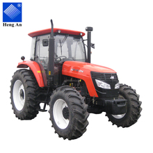Agricultural Equipment 100hp 4wd tractor Professional 100hp tractor Wheel Tractor for sale