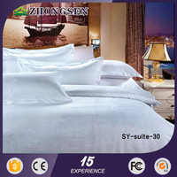Hot sale cotton yarn bed sheet sofa covers beddinge