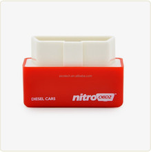 2016 Hot Sell Diesel Nitro OBD2 Chip Tuning Box More Power & Torque NitroOBD2 Chip Tuning for Diesel OBDII Nitro Plug & Drive