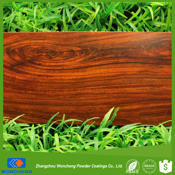Wood Effect Furniture Paint Sublimation Powder Coating Paint