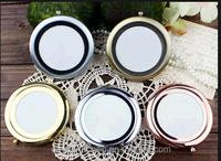 Acrylic pocket mirror/ round small acrylic mirror