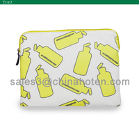wenzhou Cotton Case Cover Pouch Cosmetic Bags For Ipad Mini Tablet