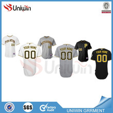 Pittsburgh Pirates Customize Personalize MLB Baseball Jersey