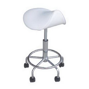 Professional Salon furniture saddle chair /barber chair /barber stool RJ-2204