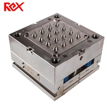 Cheap custom plastic injection led mold maker