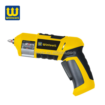 Wintools 3.6V Mini Electric Cordless Screwdriver Small Hand Drill Machine