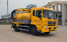 factory price japanese sewage truck for sale sewage pump truck street drainage sewer cleaning truck