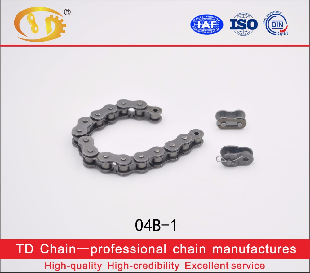 DIN ISO 05B-1 P=8 Short Pitch Precision Roller Chain