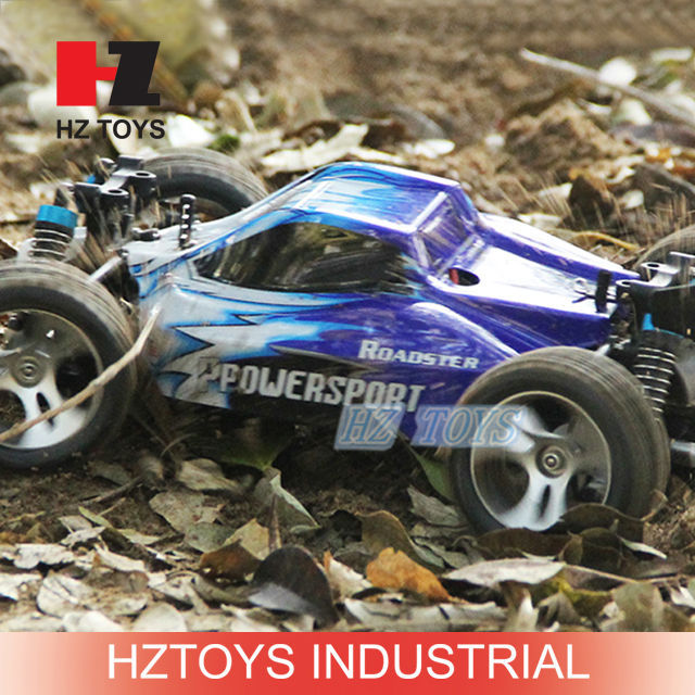 Powerful 1:18 rc cross-country model car long distance remote control car toys power wheels.