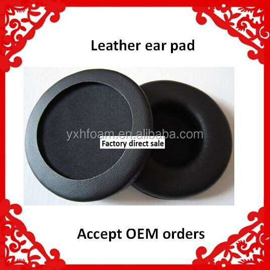 2015 free sample hot Sales Leather Replacement Ear Pads Ear Cushion Z500 Z700 V730 V700 V500 XD900 HDJ1000 HDJ2000 ear pad