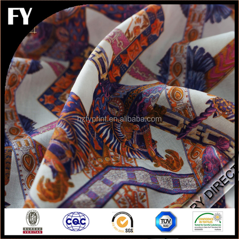 Custom high quality hot selling latest design digital printing fabric sofa