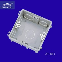 2015 Hot Sale High Quality Fire Retardant Electronic Plastic Junction Box