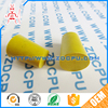 Hot selling FDA wear resistant hard round plastic tube caps