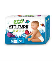 Attitude Baby Nappies Size 3 30 per pack (7-13kg)