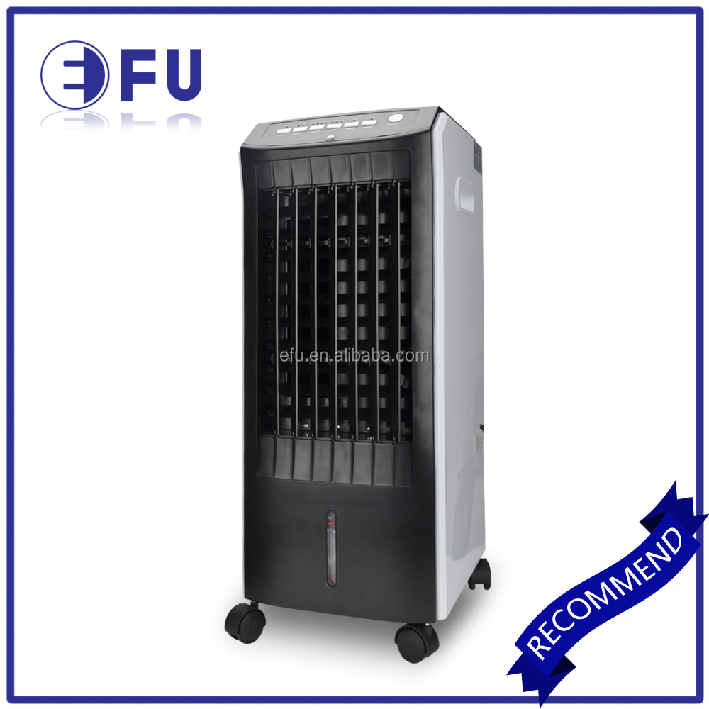 air cooling fan with remote control/remote control air cooler/water air cooler