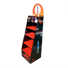 Cardboard Products Advertising Floor Display Stands