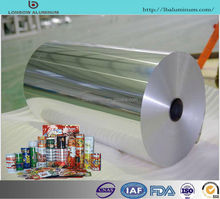 Customized Aluminium Foil Flexible food Packaging For cookie