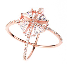 Jewelry Findings 925 Silver trendy Jewelry Latest Model Ring
