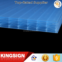 greenhouse roofing polycarbonate hollow sheet