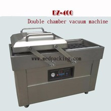 Double chamber Anti-corruption domestic leading food vacuum packaging machine
