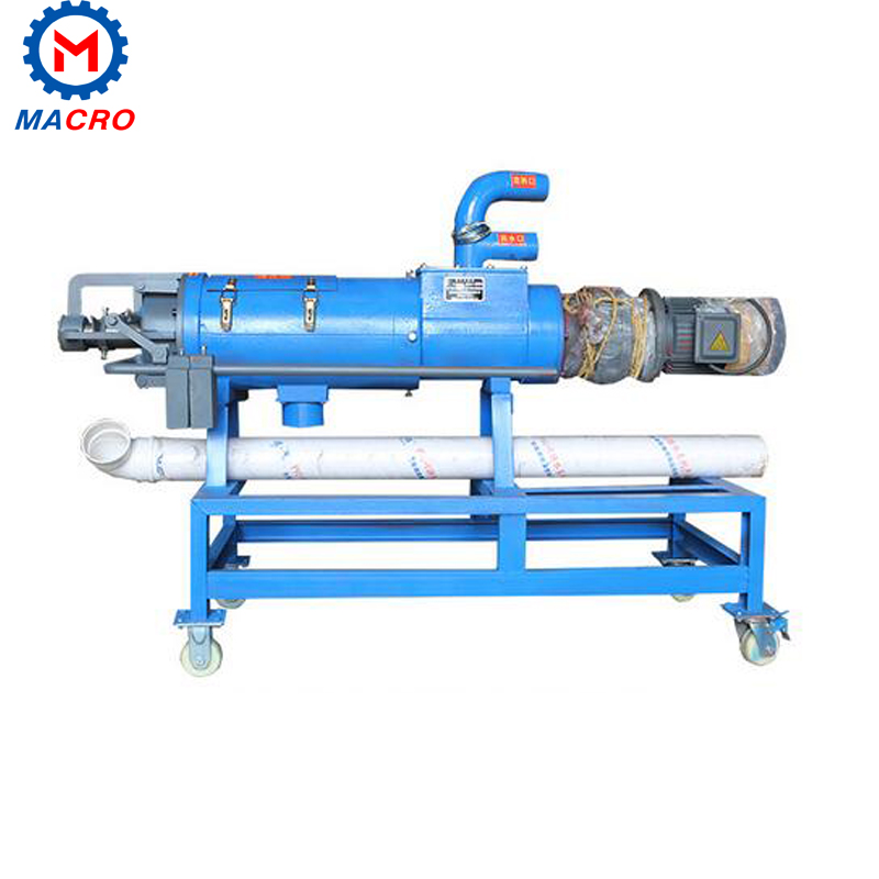 Cow Dung Biogas Slurry Dewatering Machine,Cow Dung Dehydrator/chicken Manure /pig Manure Solid Liquid Separator/
