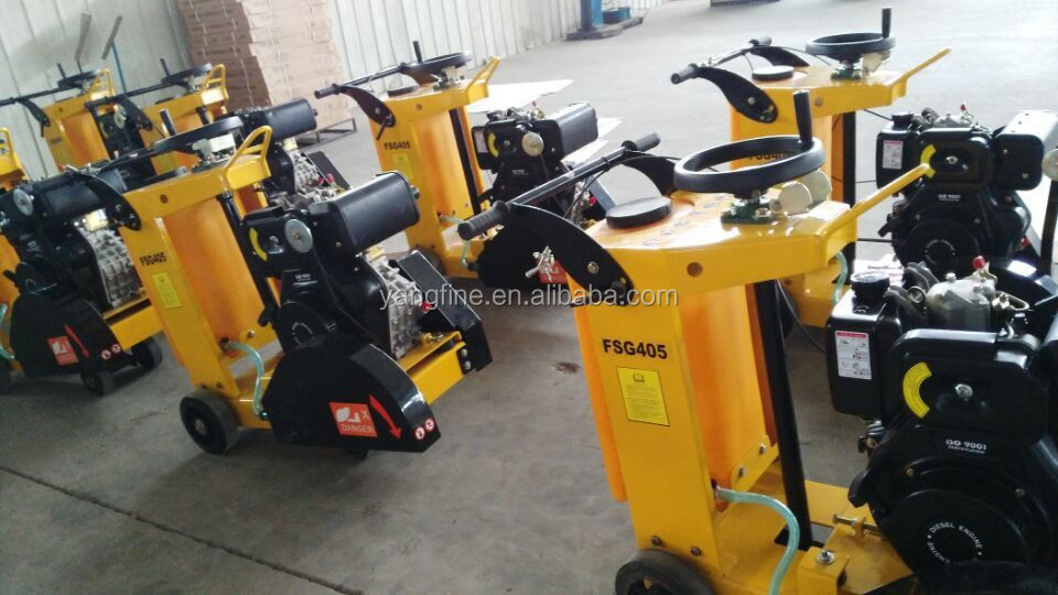 Road Cutting Saw Machine with Honda Engine