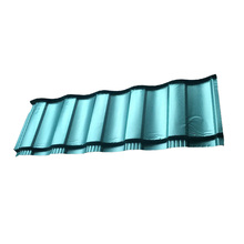 Roof Tile Singer Building Material Factory Wholesale Price Color Stone Coated Aluminum Roofing Sheet Guangzhou