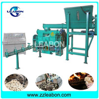 Automatic Biomass Sawdust Fuel Solid Wood Bricket Press Machine