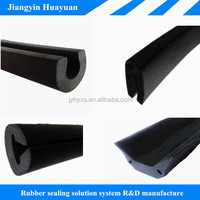 neoprene rubber edge trim