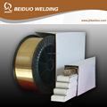 CuNi10 Nickel silver brazing welding wire RBCuZn-D