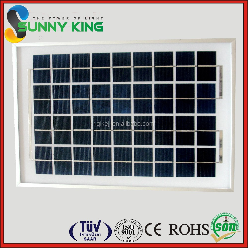 Hot sale High efficiency Customized small small size pv solar panels 12v 10w solar panel price for home solar