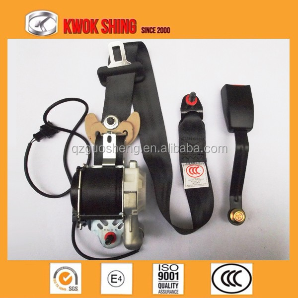 CCC E4 Certificated Automobile Use Safety Car Belt