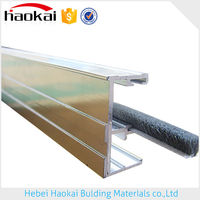 Best price New designed steel door window insert/weather pile/brush pile