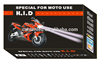 HOT!!!New product Good quality mini Motor/Motorcycle Bike Hid Lights Kit H6 Hi/Low Xenon Bulbs Headlamp