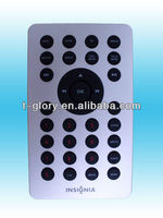 home appliance dvd remote control with ROHS ISO for PHILIPS