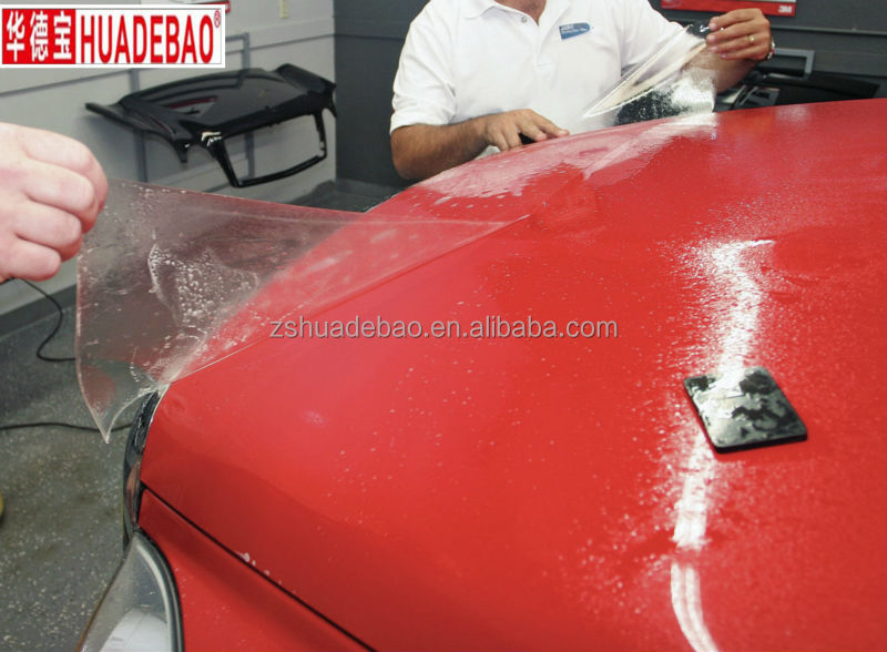 2014 car coating surface protective film