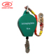 Anti-falling Device Wire rope retractable fall arrester for Construction Parachute Anti-falling Device