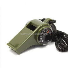 Factory wholesale all kinds whistle compass keychain