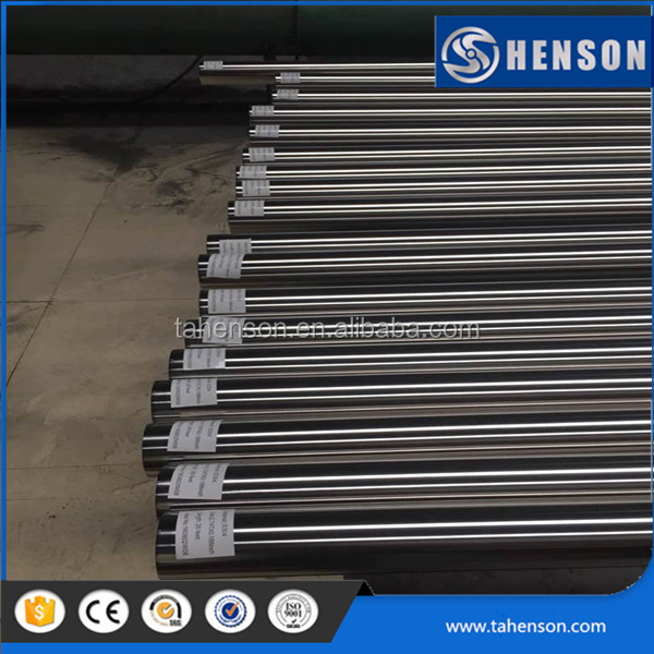 hot sale 201 304 304L 316 316L 321H stainless steel tube / seamless
