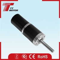 Professional 45mm electric planetary gear brushless 24V DC motor