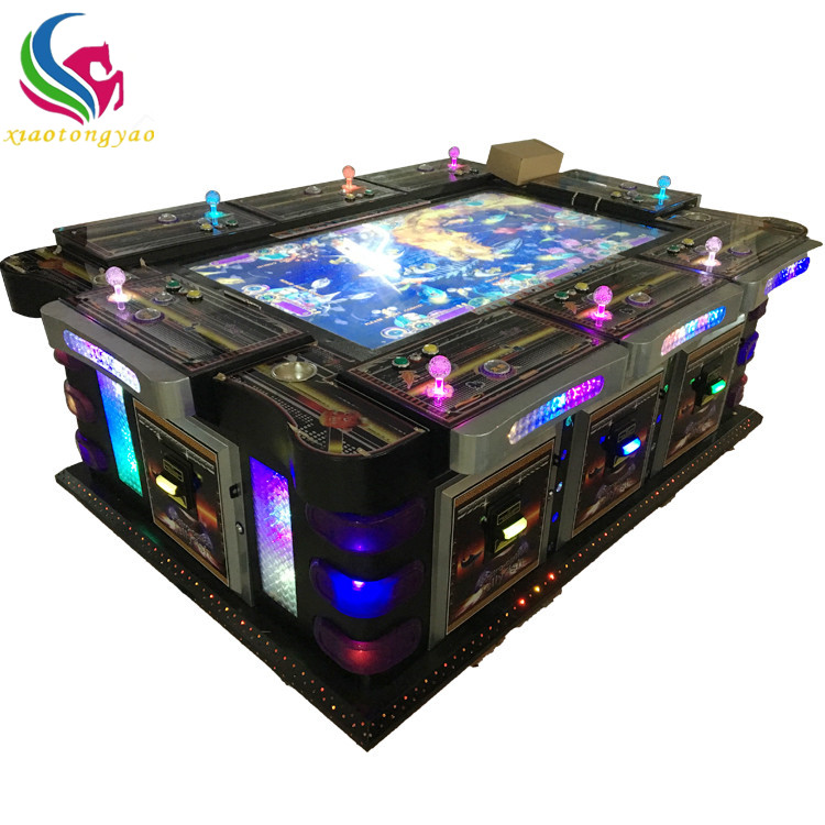 2018 ocean king fish hunter cheats coin operate game machine table roulette game machine for sales