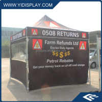 YIDISPLAY durable 4x4 canopy tent