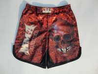 Sublimation MMA Shorts/MMA Fight Gear/Custom MMA Shorts MMAP-101