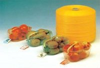 Fruit and Vegetable Tubular Net Raschel Bag Packing Sleeves