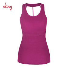 Womens Yoga Fitness Sleeve Tank Top Running Shirt Vest Yoga Wear Fitness Wear
