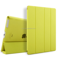 front and back case for ipad, leather cover silicone cover and case for apple ipad